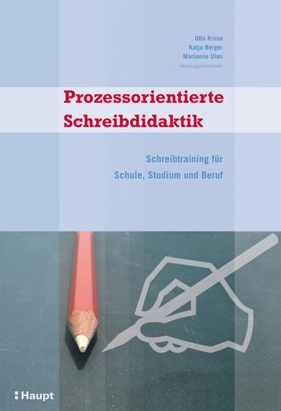 Prozessorientierte Schreibdidaktik als Buch