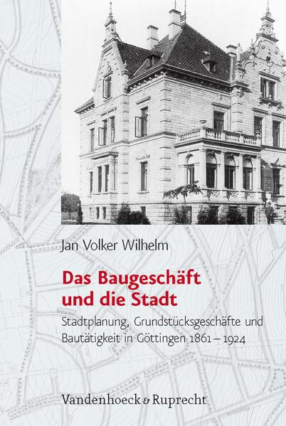 Das Baugeschäft und die Stadt als Buch