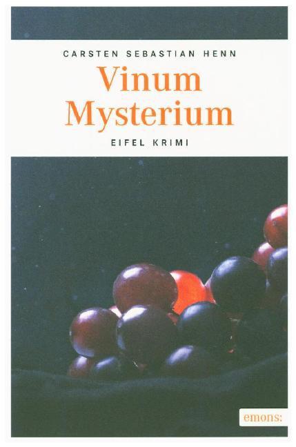 Vinum Mysterium als Buch