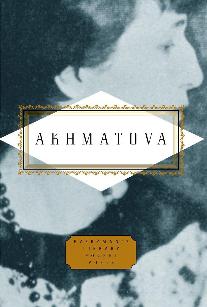 Akhmatova als Buch