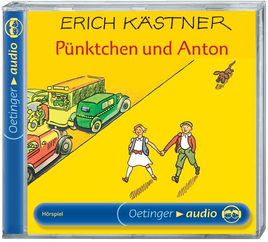 Pünktchen und Anton. CD als Hörbuch