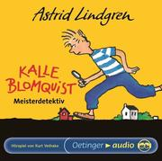 Kalle Blomquist. CD