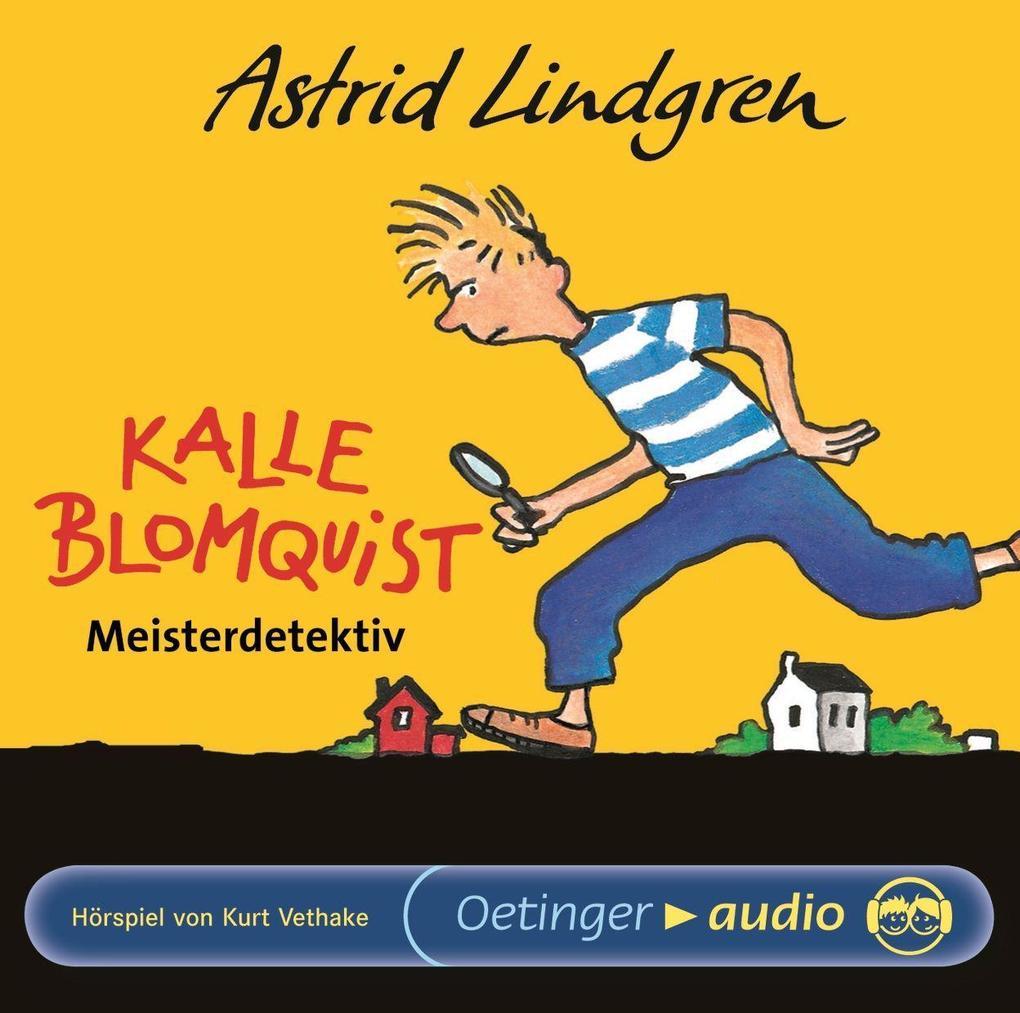 Kalle Blomquist. CD als Hörbuch