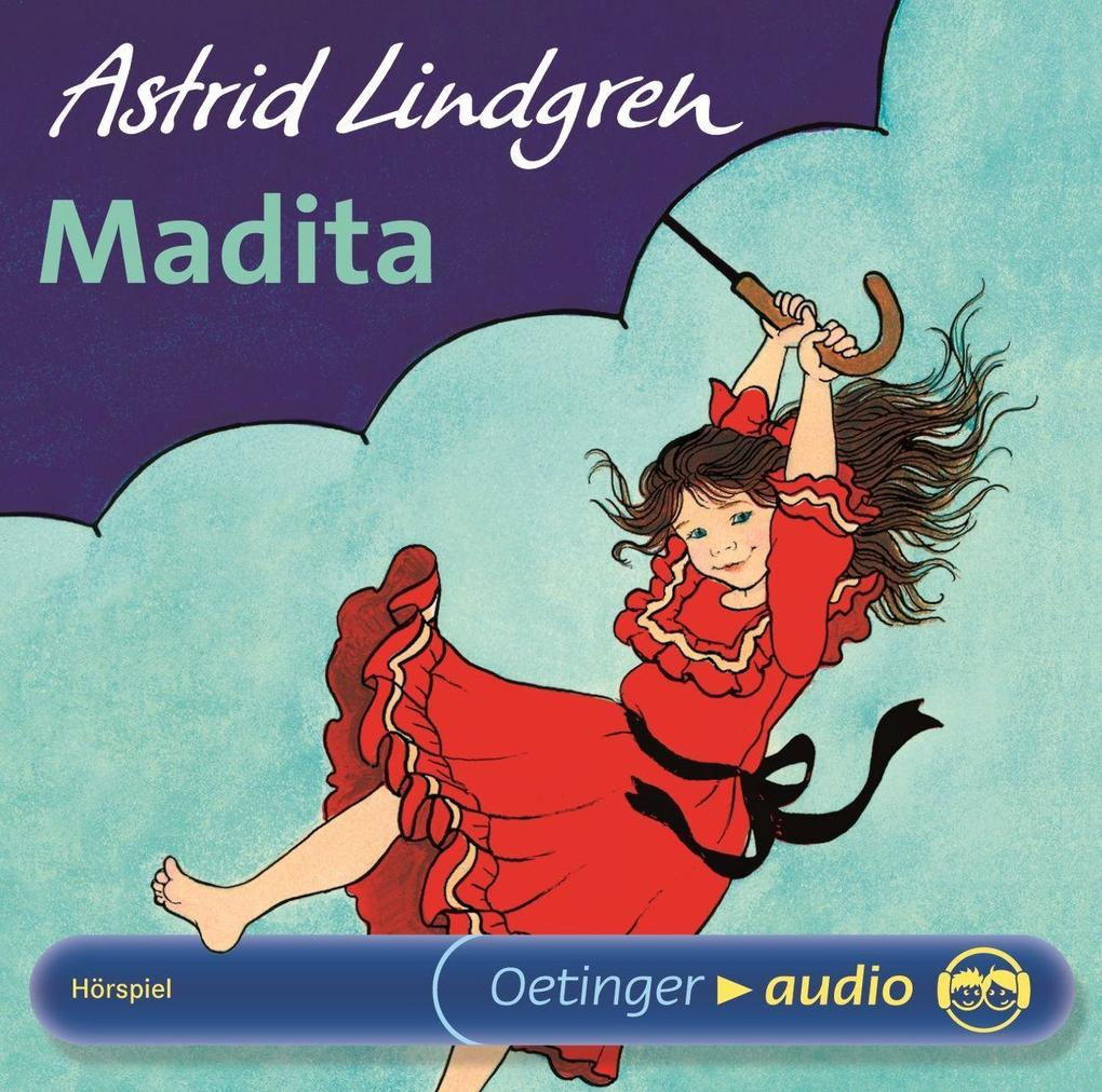 Madita als Hörbuch