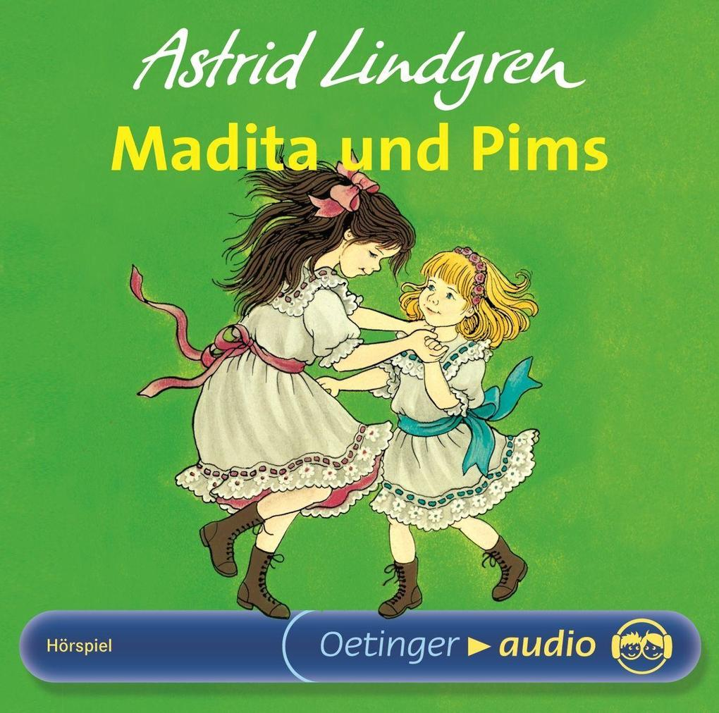 Madita und Pims. CD als Hörbuch