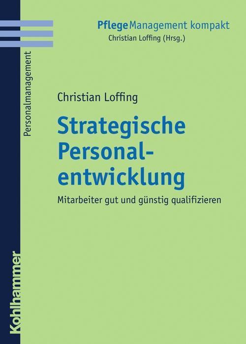 Strategische Personalentwicklung als Buch