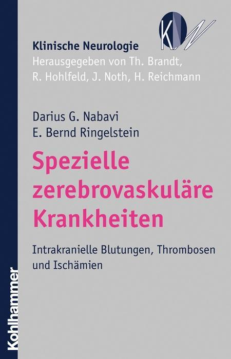 Spezielle zerebrovaskuläre Krankheiten als Buch
