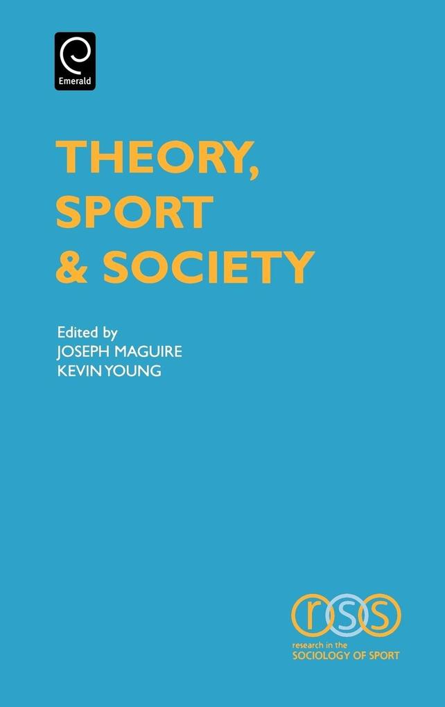 Theory, Sport & Society als Buch