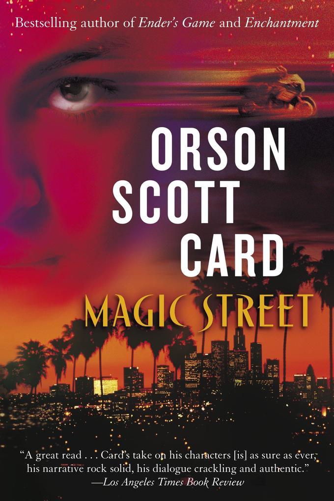 Magic Street als Taschenbuch