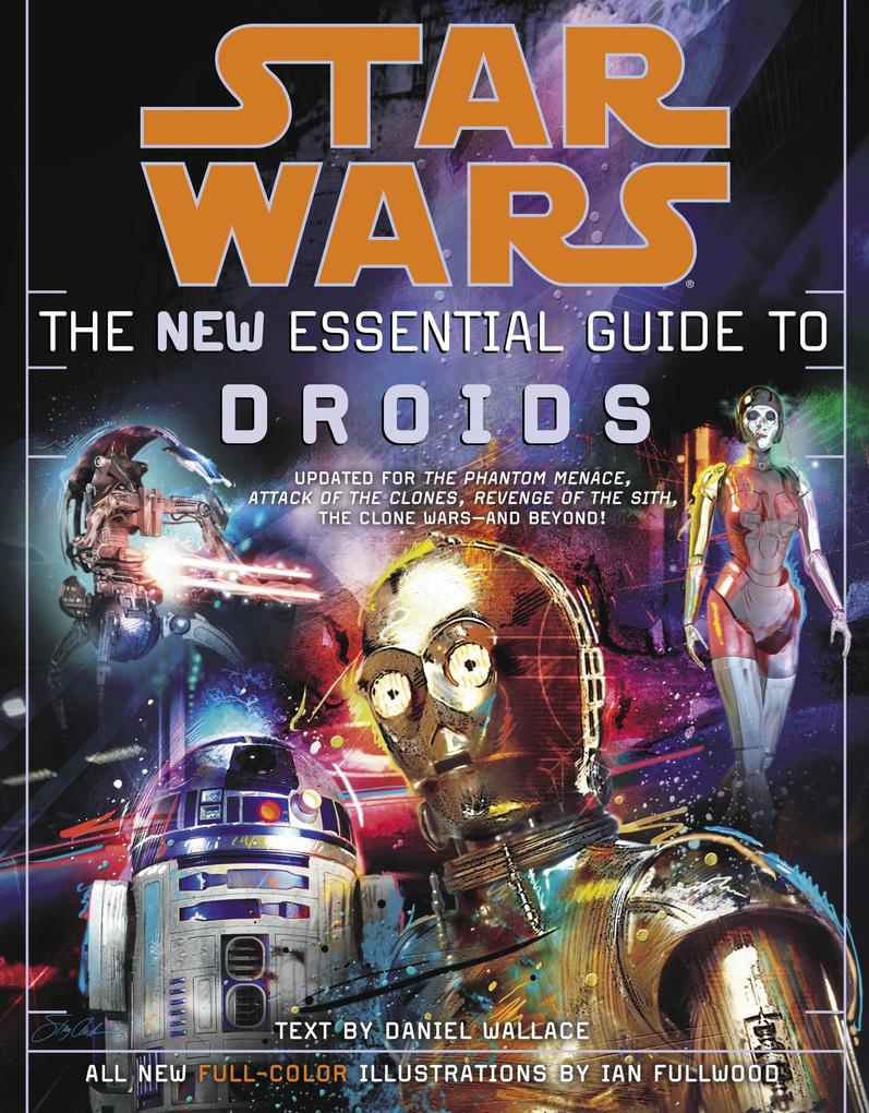 The New Essential Guide to Droids als Taschenbuch