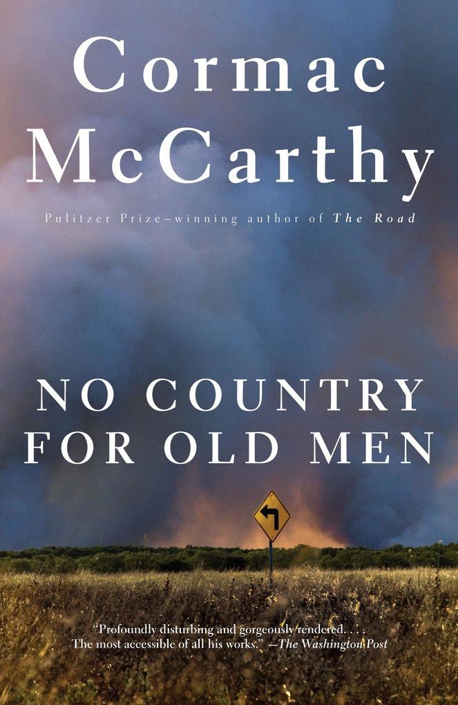 No Country for Old Men als Taschenbuch