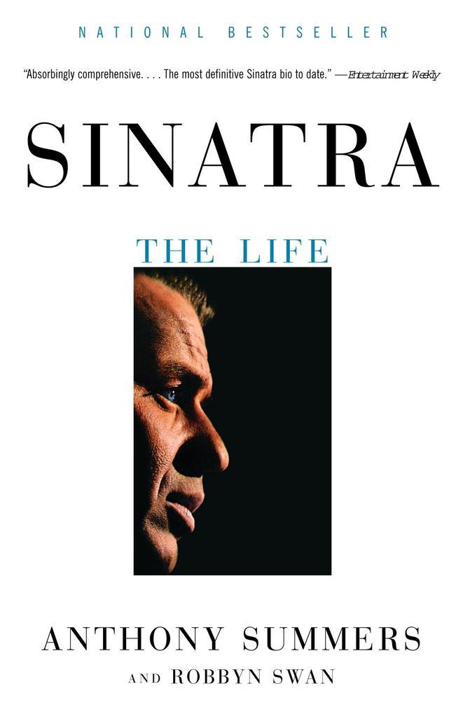 Sinatra: The Life als Buch