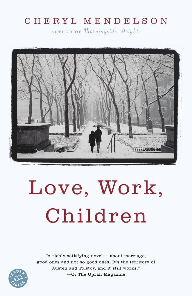 Love, Work, Children als Taschenbuch