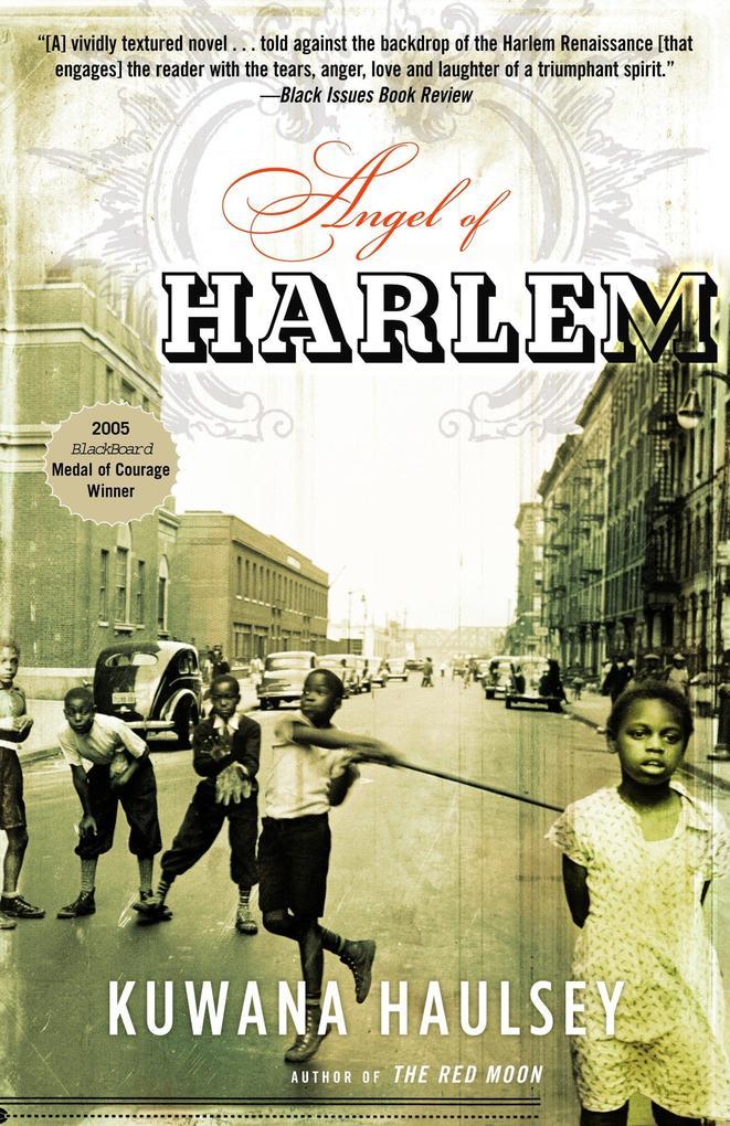 Angel of Harlem als Taschenbuch