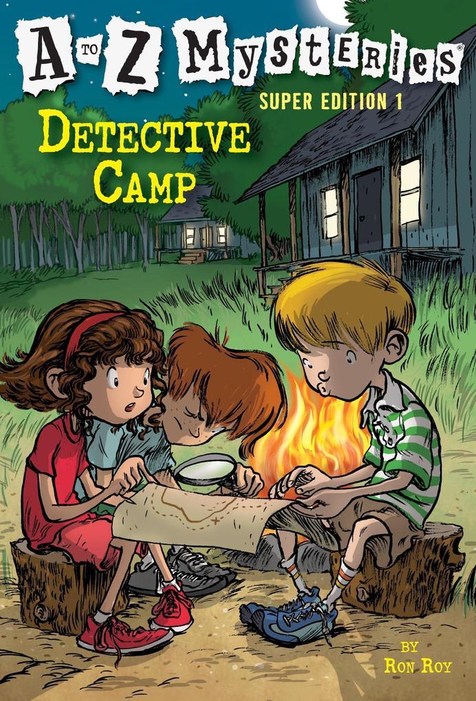Detective Camp als Taschenbuch