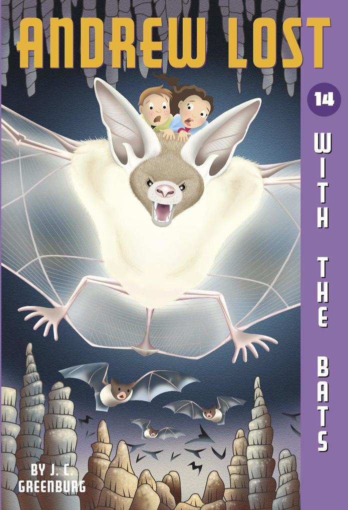 Andrew Lost #14: With the Bats als Taschenbuch