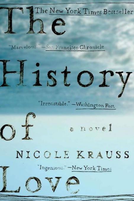 The History of Love als Taschenbuch