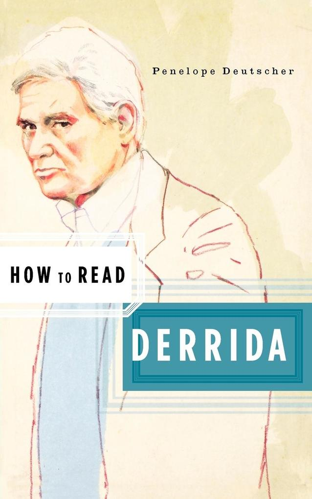 How to Read Derrida als Taschenbuch