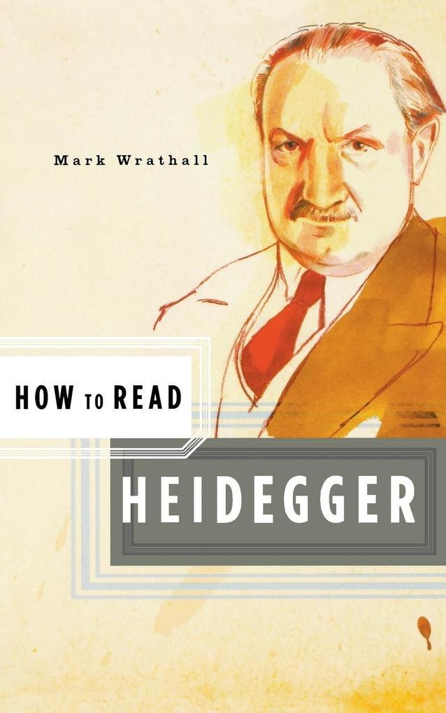 How to Read Heidegger als Taschenbuch
