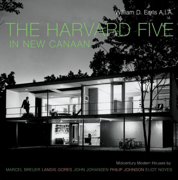 The Harvard Five in New Canaan als Buch
