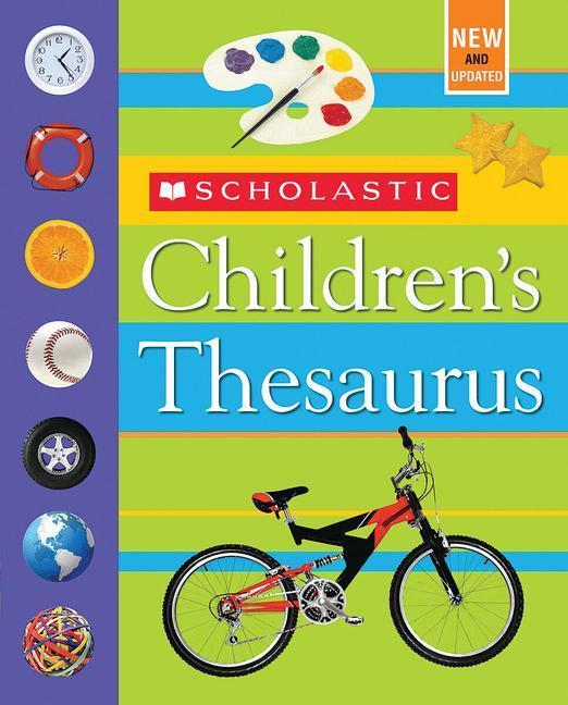 Scholastic Children's Thesaurus als Buch