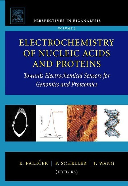 Electrochemistry of Nucleic Acids and Proteins: Towards Electrochemical Sensors for Genomics and Proteomics als Buch