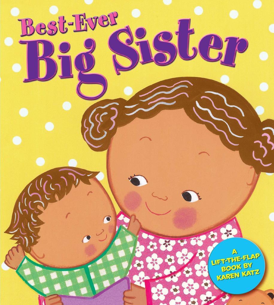 Best-Ever Big Sister als Buch