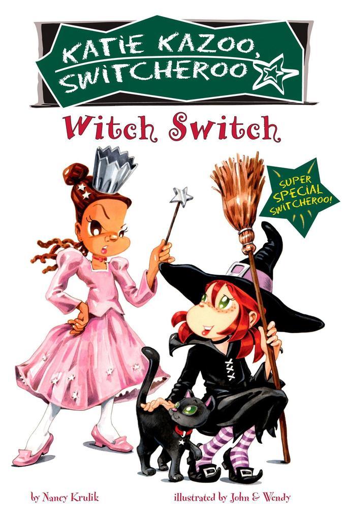Witch Switch als Taschenbuch