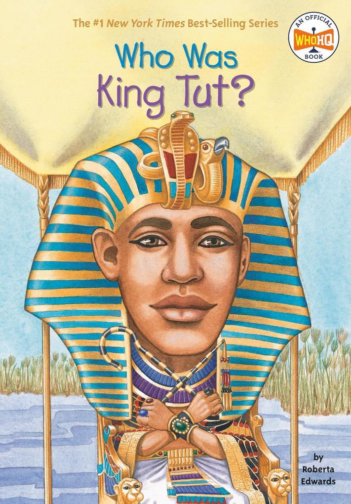 Who Was King Tut? als Taschenbuch