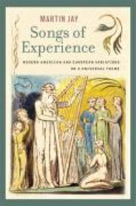 Songs of Experience als Buch