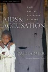 AIDS and Accusation: Haiti and the Geography of Blame, Updated with a New Preface als Buch