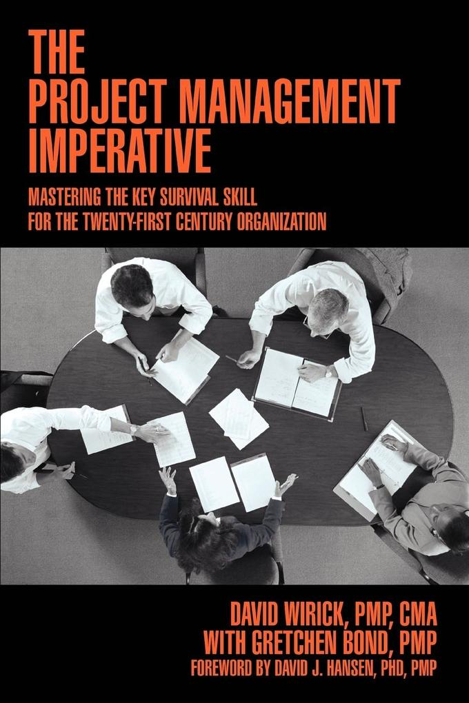 The Project Management Imperative als Taschenbuch