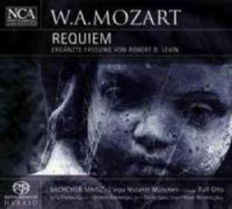 Mozart: Requiem als CD