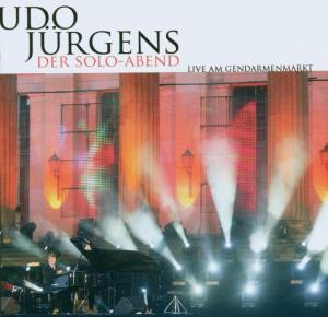 Der Solo-Abend als CD