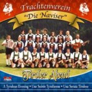 Tiroler Abend als CD