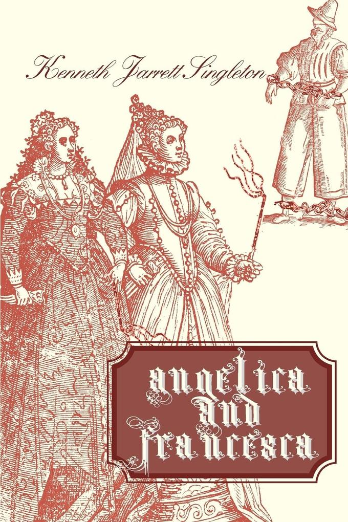 Angelica and Francesca als Buch