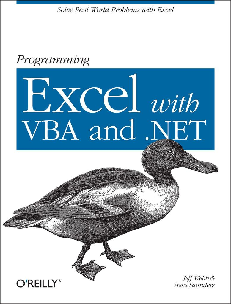 Programming Excel with VBA and .NET als Buch