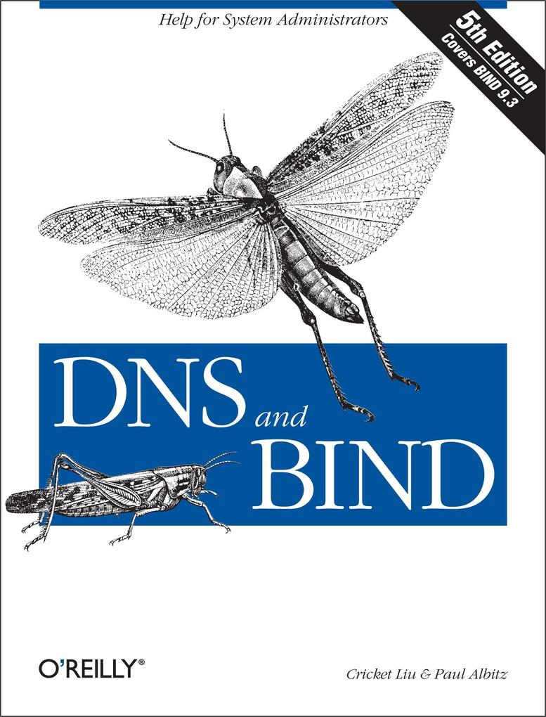 DNS and BIND als Buch