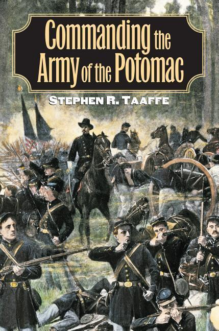 Commanding the Army of the Potomac als Buch