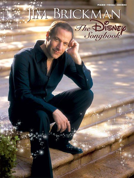 The Jim Brickman -- The Disney Songbook: Piano/Vocal/Chords als Taschenbuch