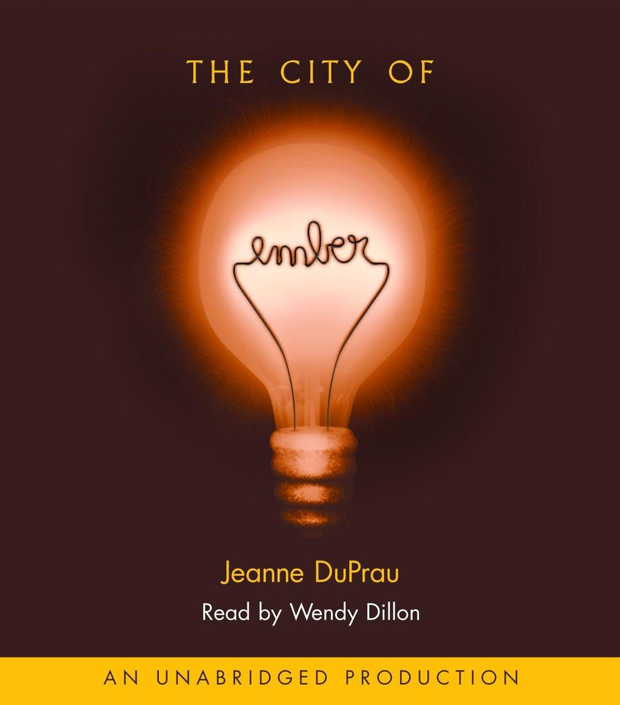 The City of Ember: The First Book of Ember als Hörbuch