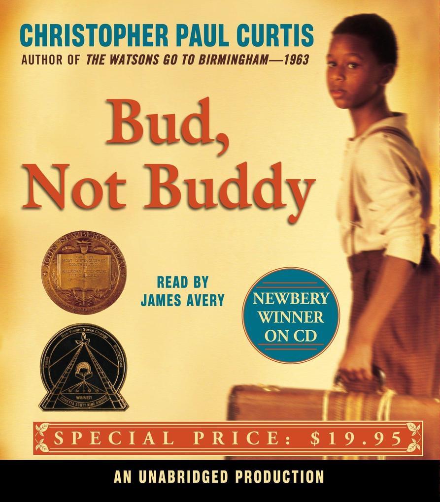Bud, Not Buddy als Hörbuch