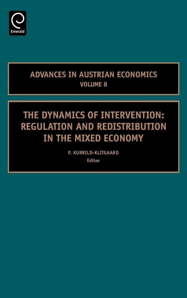 The Dynamics of Intervention als Buch