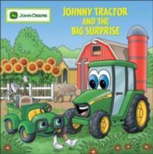 Johnny Tractor and Big Surprise als Taschenbuch