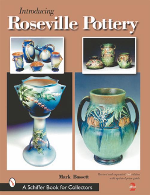 Introducing Roseville Pottery als Taschenbuch