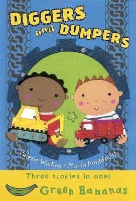 Diggers and Dumpers als Buch