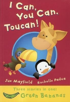 I Can, You Can, Toucan! als Buch