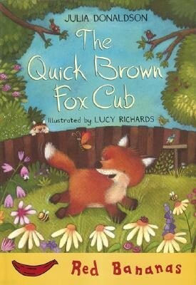 The Quick Brown Fox Cub als Buch