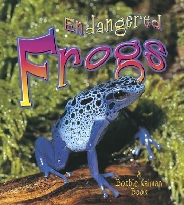 Endangered Frogs als Taschenbuch