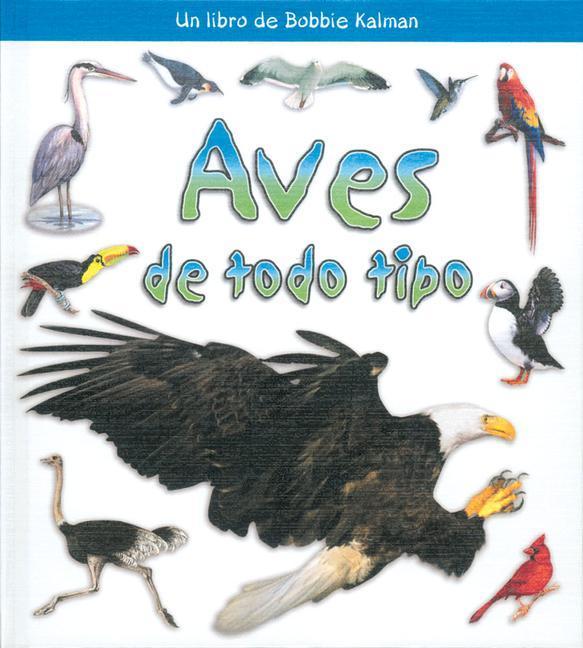 Aves de Todo Tipo als Buch